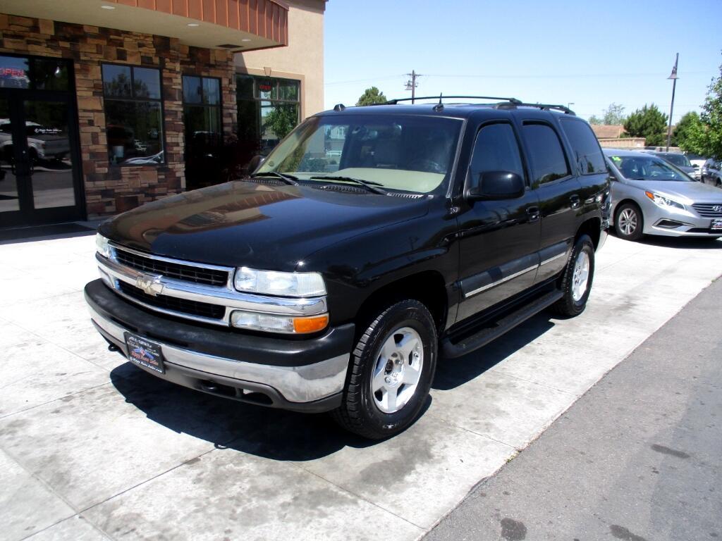 2004 Chevrolet Tahoe 4WD