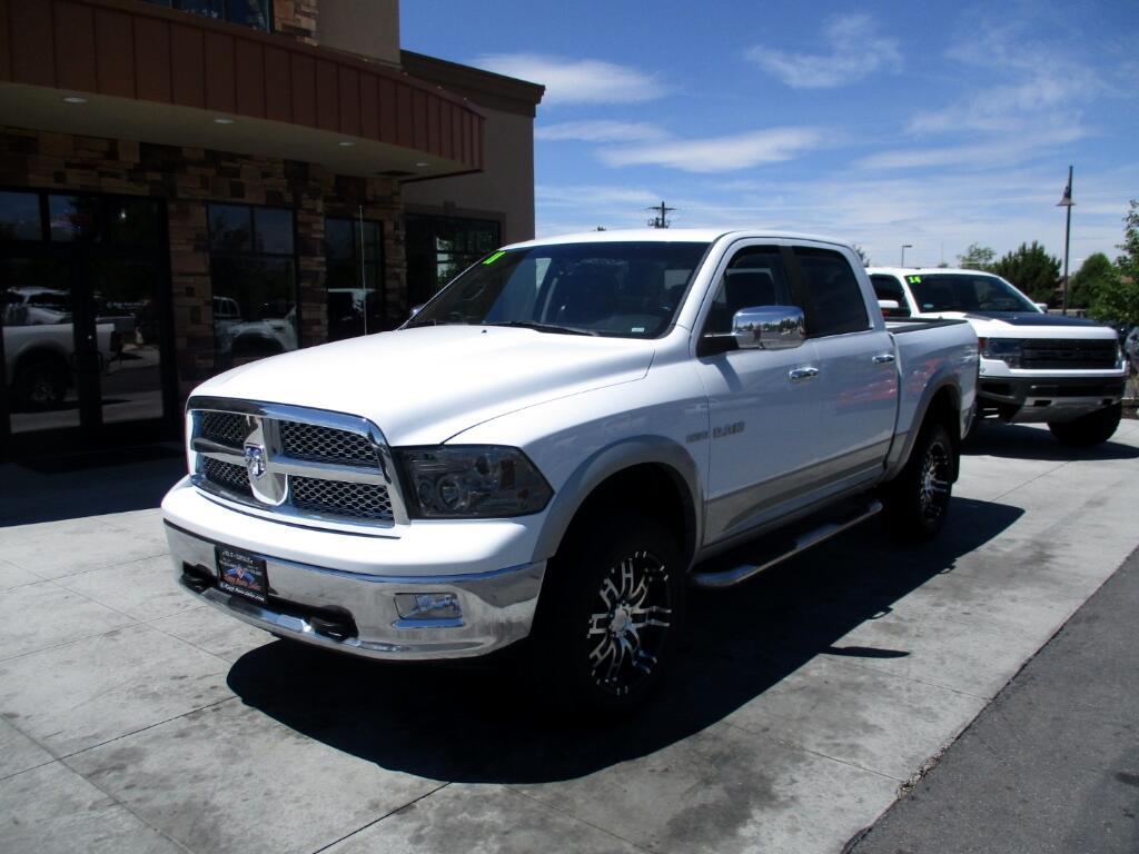 2010 RAM 1500 Laramie Crew Cab 4WD