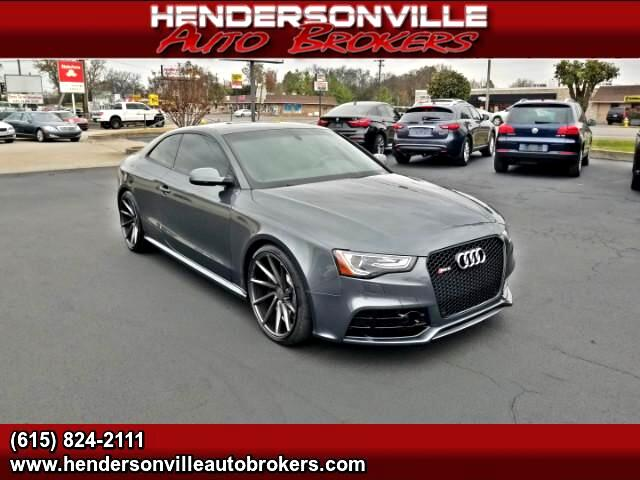 2013 Audi RS5 4.2 Coupe quattro S tronic