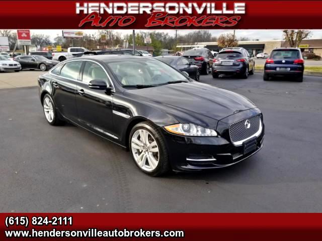 2013 Jaguar XJ-Series XJL Portfolio