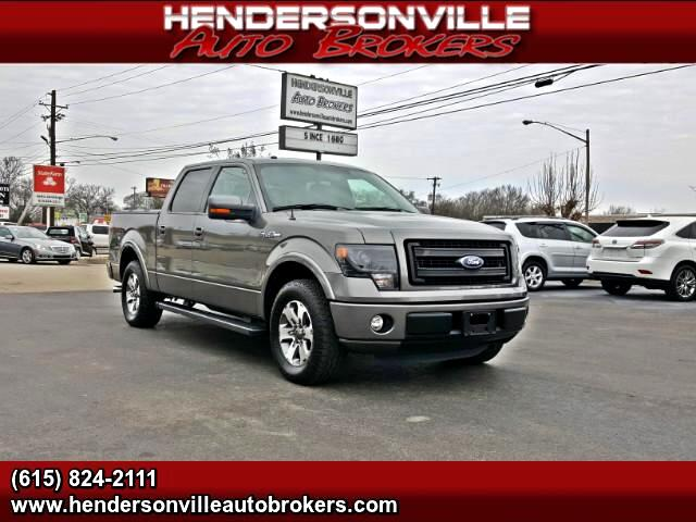 2013 Ford F-150 FX2 SuperCab 6.5-ft. Bed 2WD
