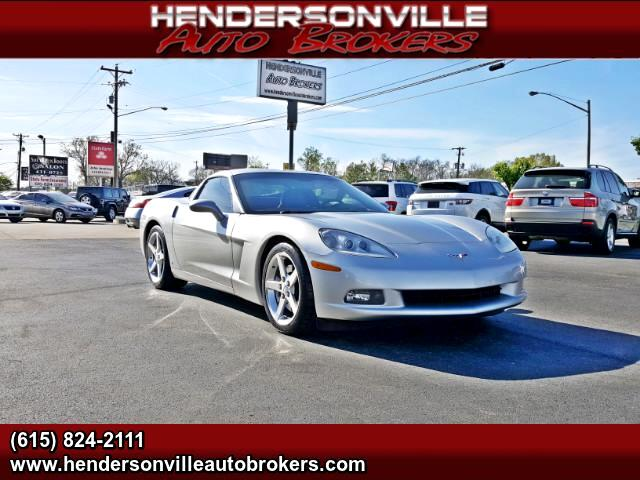 2007 Chevrolet Corvette 2LT Coupe Automatic