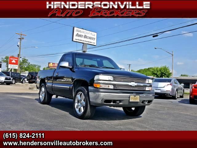 2000 Chevrolet Silverado 1500 Reg. Cab Short Bed 4WD