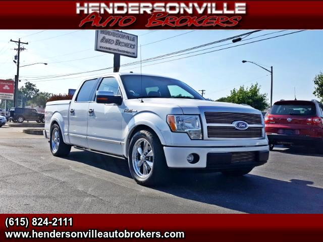 2010 Ford F-150 Platinum SuperCrew