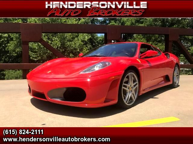 2006 Ferrari F430 Coupe Manual 6-Speed