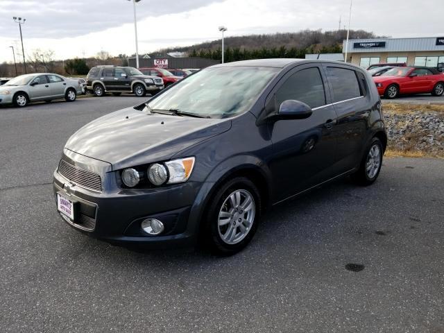 2012 Chevrolet Sonic 1LT 5-Door
