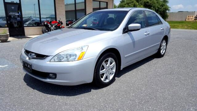 2003 Honda Accord EX-L V-6