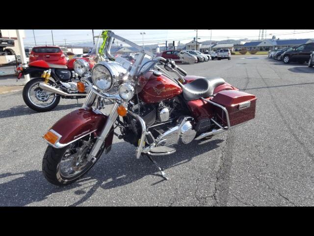 2010 Harley-Davidson FLHR