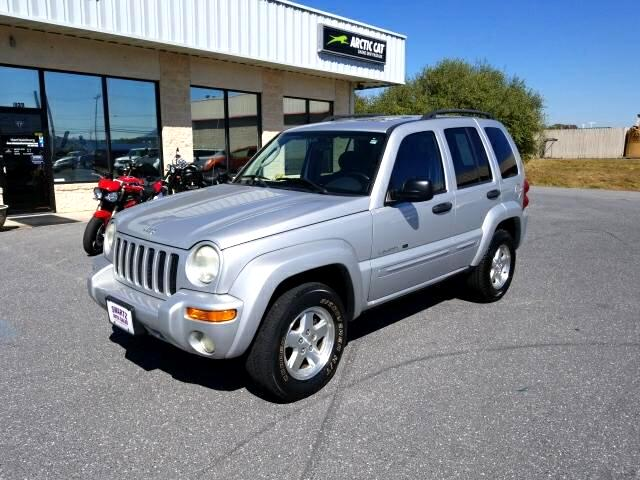 2003 Jeep Liberty 3.7L 4WD