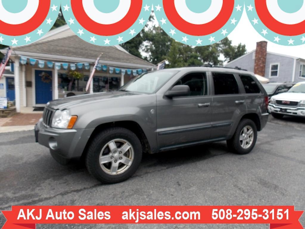 Used 2007 Jeep Grand Cherokee, $9498