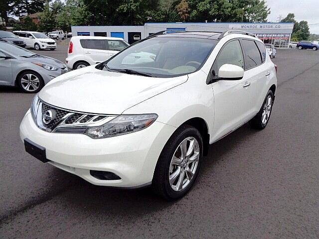2014 Nissan Murano LE W/Platinum Pkg