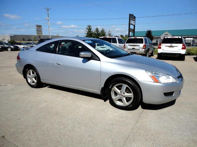 2005 Honda Accord Ex Coupe