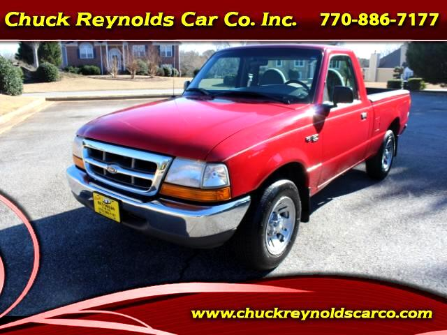 1999 Ford Ranger XL Reg. Cab Short Bed 2WD