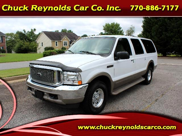 2001 Ford Excursion Limited 2WD