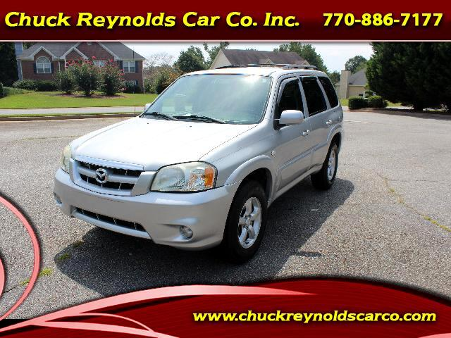 2006 Mazda Tribute s 2WD 4-spd AT