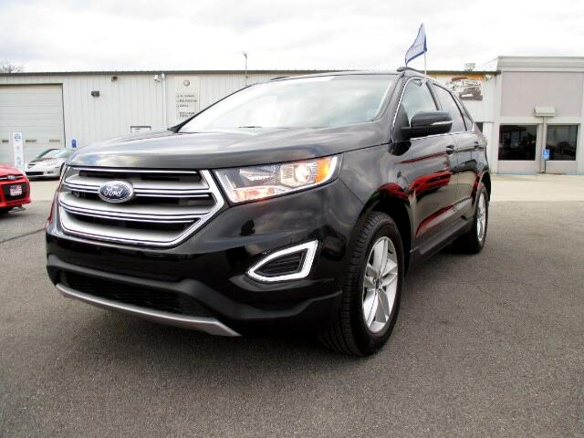 2015 Ford Edge SEL AWD