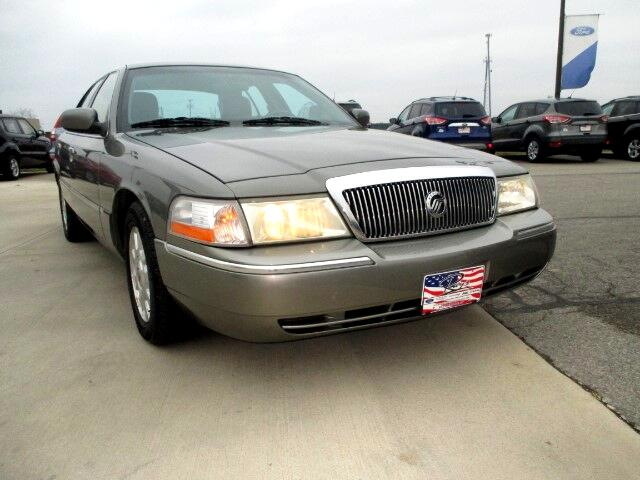 used 2003 mercury grand marquis ls premium for sale in corydon in ft knox ky 40108 ray 39 s ford inc. Black Bedroom Furniture Sets. Home Design Ideas