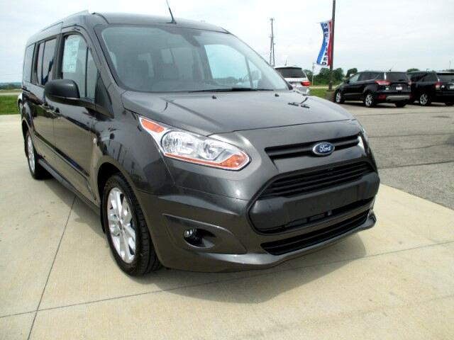 2017 Ford Transit Connect Wagon XLT LWB w/Rear 180 Degree Door