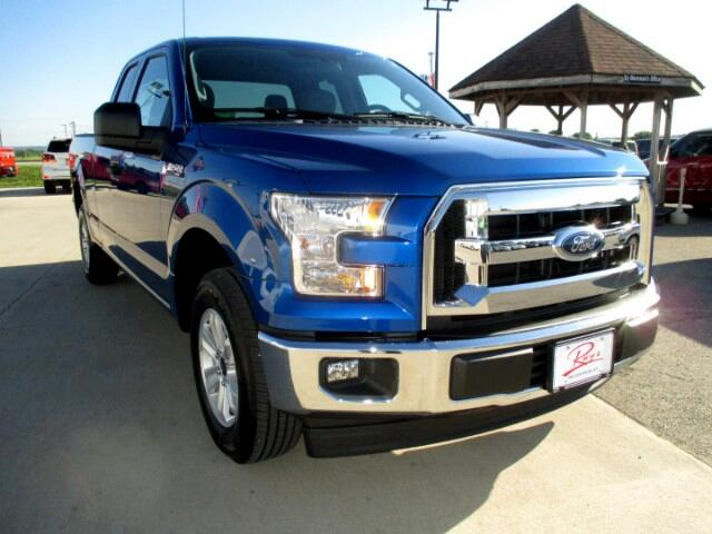 2017 Ford F-150 XLT SuperCab 6.5-ft. 2WD