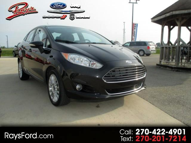2014 Ford Fiesta Titanium Sedan