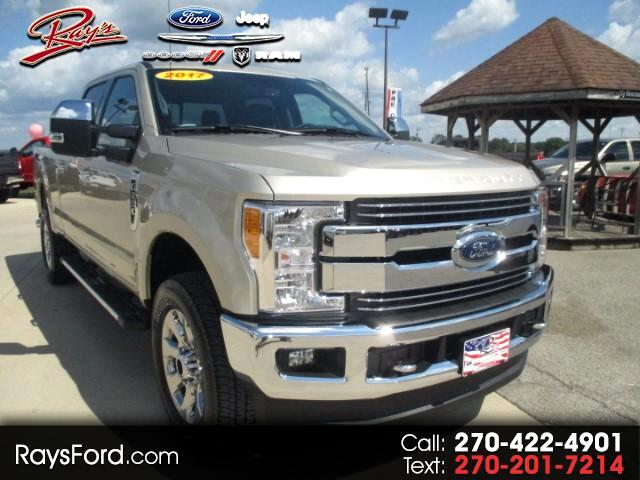 2017 Ford F-250 SD Lariat Crew Cab Long Bed 4WD