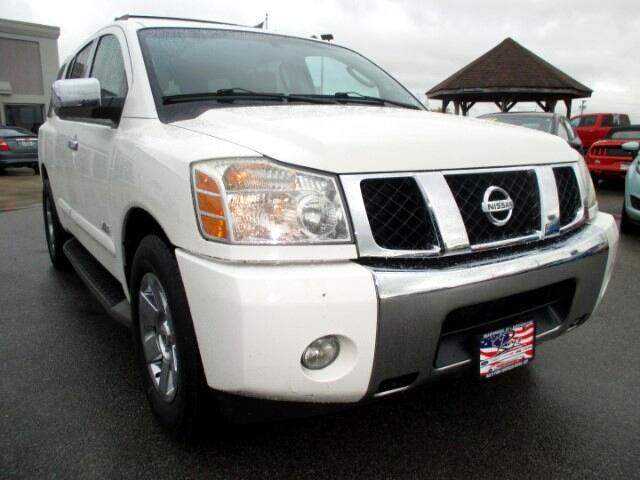 2007 Nissan Armada LE 2WD