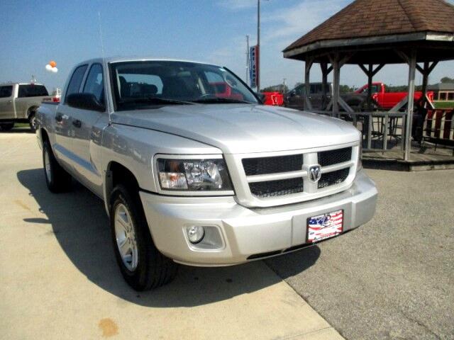 2011 Dodge Dakota SLT Crew Cab 4WD