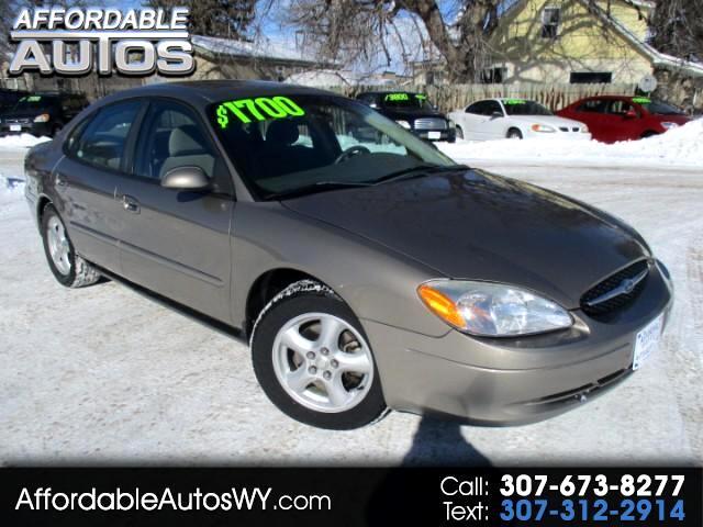 2002 Ford Taurus SES Standard