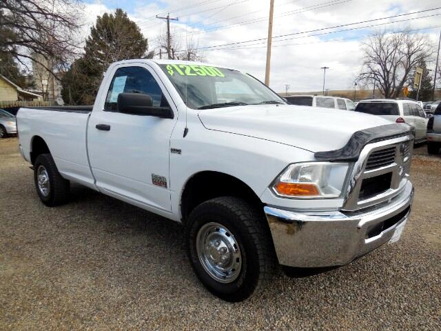 2010 RAM 2500 Tradesman Regular Cab 4WD