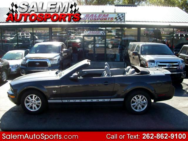 2009 Ford Mustang V6 Premium Convertible