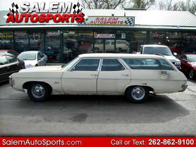 1969 Chevrolet Impala Wagon