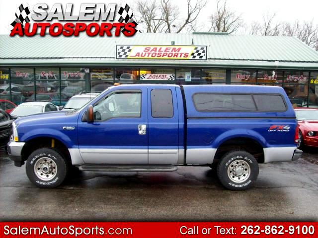 2003 Ford F-250 SD XLT SuperCab Short Bed 4WD