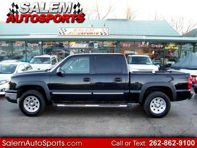 2006 Chevrolet Silverado 1500 LS Crew Cab 4WD