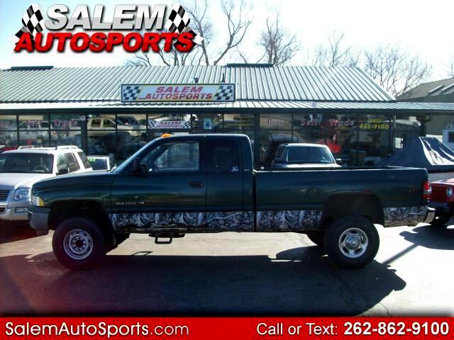 2000 Dodge Ram 2500 SLT Long Bed 4WD