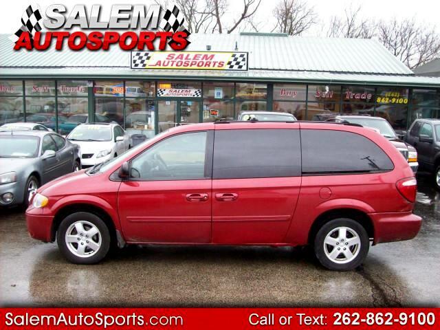 2007 Dodge Grand Caravan SXT