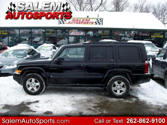 2007 Jeep Commander Sport 2WD