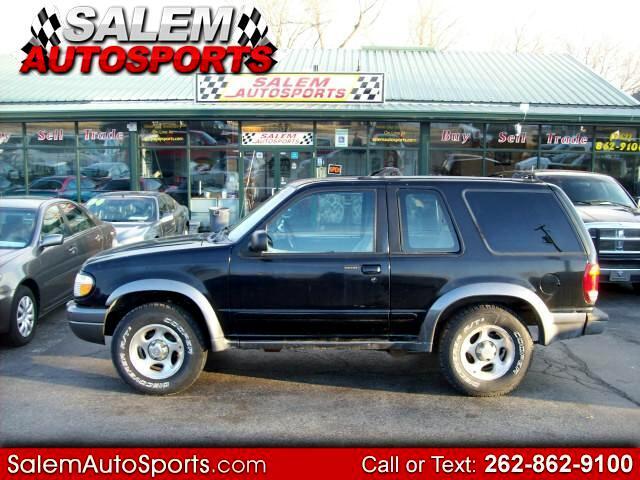 1999 Ford Explorer Sport 4WD
