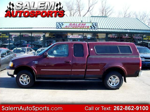 1998 Ford F-150 XLT Short Bed 4WD