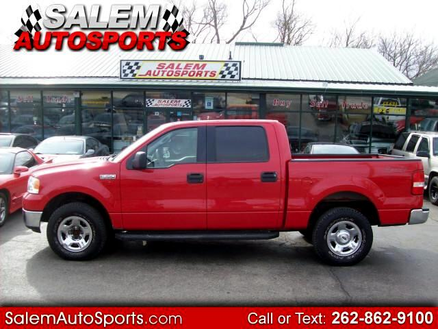 2005 Ford F-150 XLT SuperCrew Short Bed 4WD