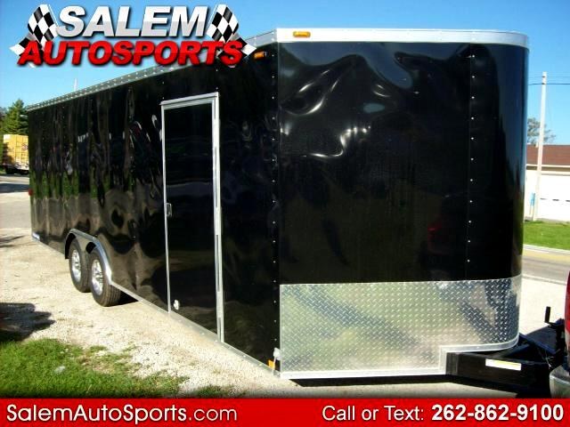 2013 Sure-Trac Trailer Enclosed Car Trailer
