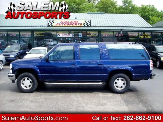 1993 Chevrolet Suburban K1500 4WD