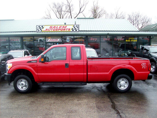 2011 Ford F-250 SD XL SuperCab Long Bed 4WD