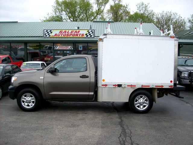 2010 Toyota Tundra Tundra-Grade 4.6L Long Bed 4WD