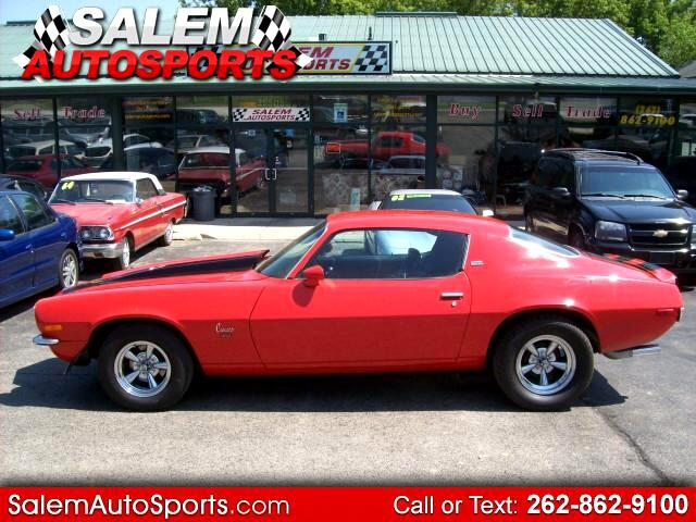 1973 Chevrolet Camaro LT Base