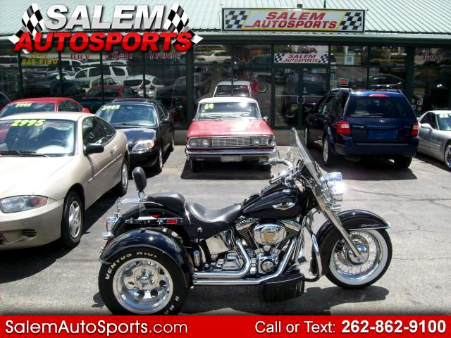 2006 Harley-Davidson FLSTNI Deluxe Softail Trike