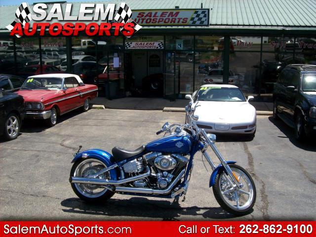 2008 Harley-Davidson FXCWC Rocker
