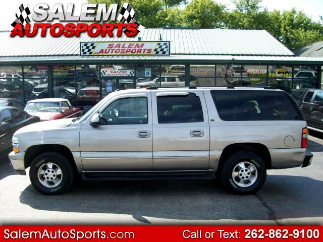 2003 Chevrolet Suburban LT 1500 4WD