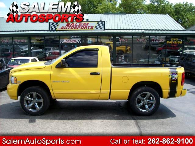 2005 Dodge Ram 1500 Rumble Bee