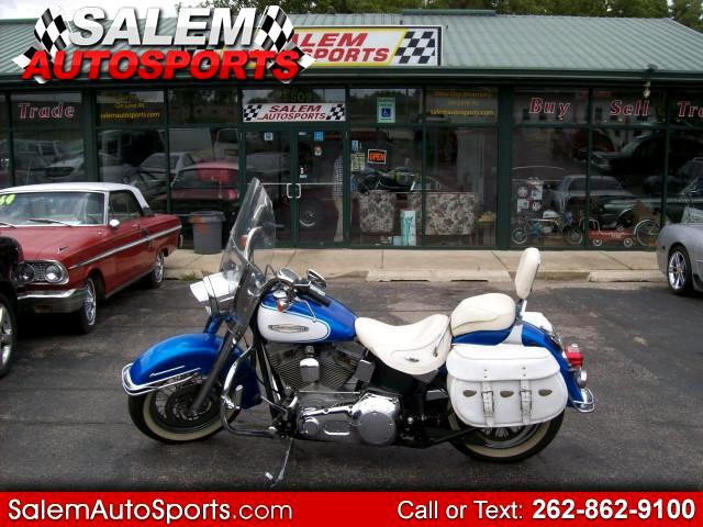 2003 Harley-Davidson FXSTI Softail Anniversary