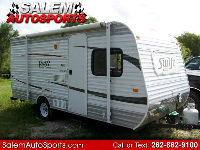 2013 Jayco Jay Flight Swift SLX 184BH